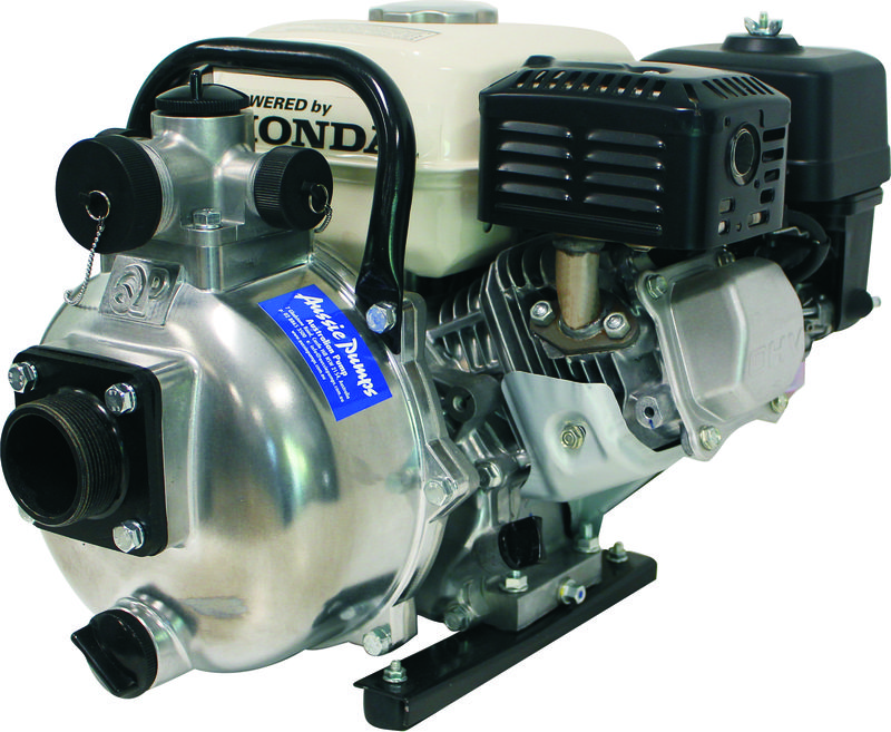 AUSSIE  Honda 55hp High Pressure Pump