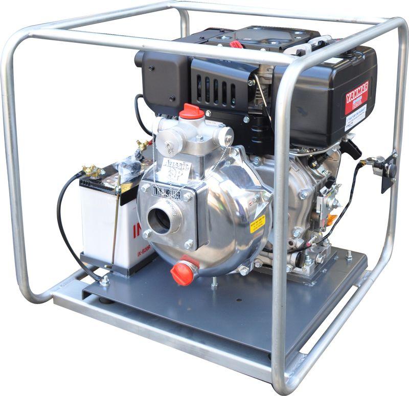 Aussie Twin Impeller 10hp Diesel