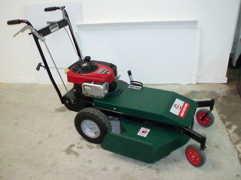 Deutscher XE560 Mower Briggs + Stratton 190cc