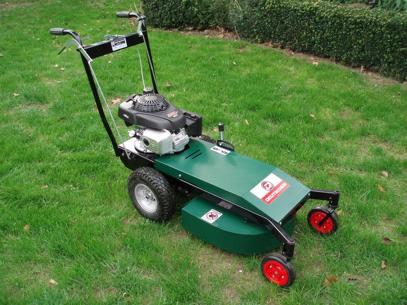 Deutscher XF489 Row Crop Briggs + Stratton 190cc