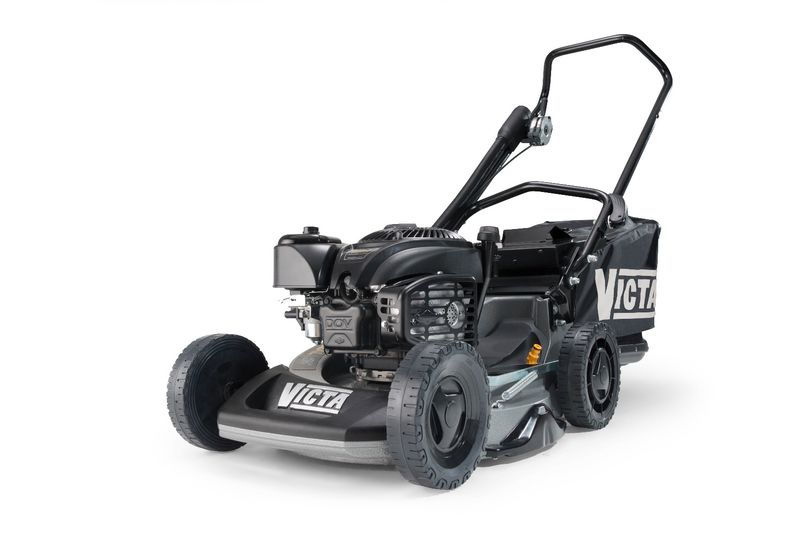 VICTA   Commercial Mower Vanguard Powered Push
