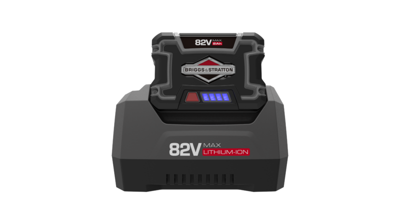 Victa Lithium Ion 82V Battery + Charger 2Ah