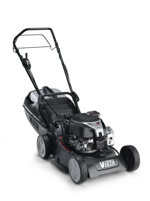 Victa Ultimate 19andquot InStart Self Propelled Mulch and Catch 190cc