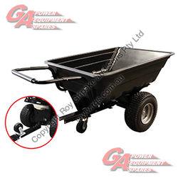 Garden Cart - Tipping Trailer - Assembled