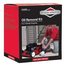 Oil Removal Kit