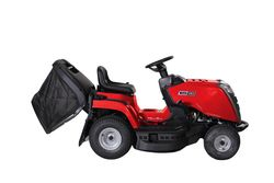 "VICTA - VRX 17.5hp 33"" cut Hydro, Rear Catcher"