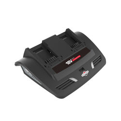 Victa 18v Twin Battery Charger